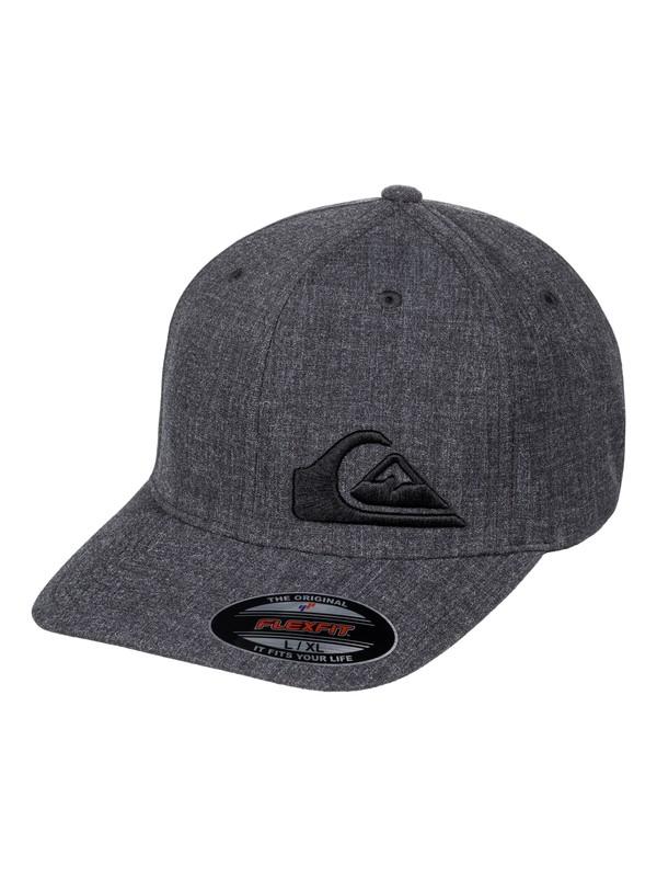 0 Boy's 8-16 Final Flexfit Hat  AQBHA03259 Quiksilver