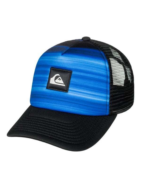 0 Boy's 8-16 Hold Down Trucker Hat  AQBHA03267 Quiksilver