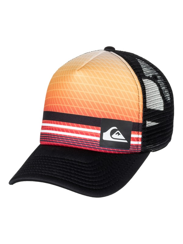 0 Boys 8 -16 Foamnation Trucker Hat  AQBHA03279 Quiksilver