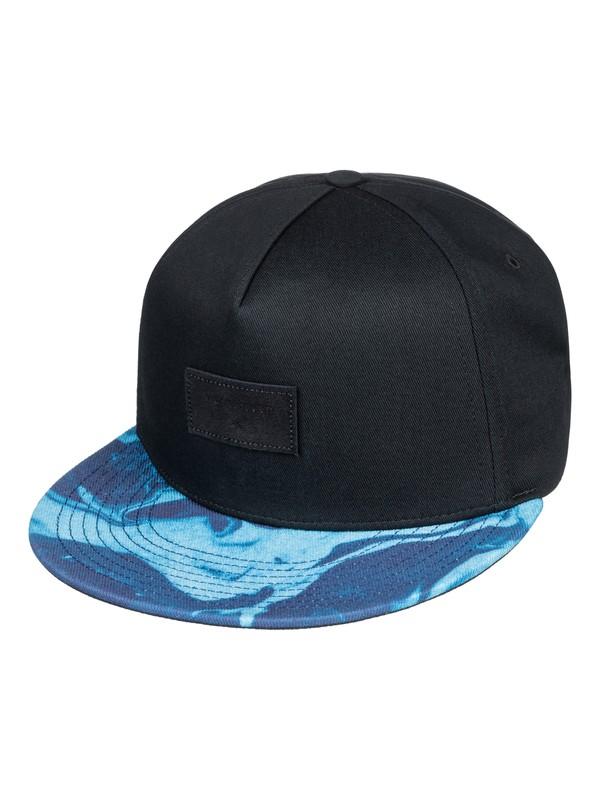0 Brufter - Snapback Cap für Jungen 8-16 Schwarz AQBHA03289 Quiksilver