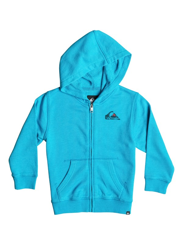 0 Boys 8-16 Sea Washed Zip-Up Hoodie  AQBJK03000 Quiksilver