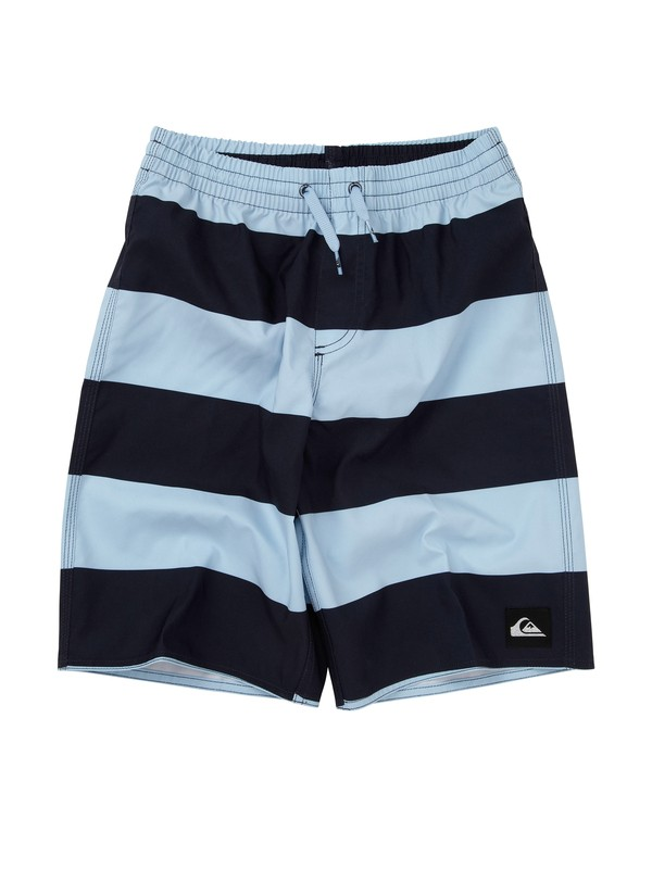 0 Boys 8-16 Steerage Volley Boardshorts  AQBJV00063 Quiksilver