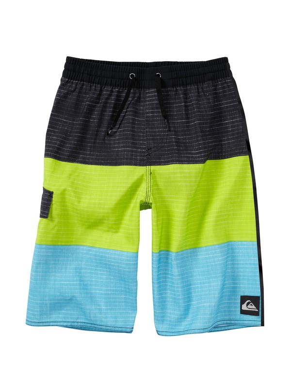 0 Boys 8-16 Sliced Volleys  AQBJV00084 Quiksilver