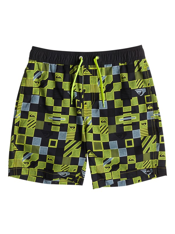 0 Checkered Vl Youth 15  AQBJV03008 Quiksilver
