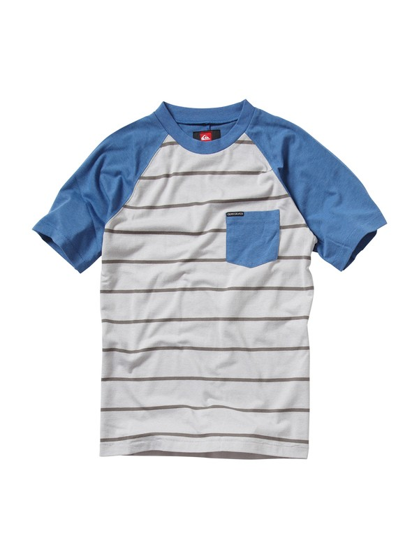0 Boys 8-16 Lennox T-Shirt  AQBKT00021 Quiksilver
