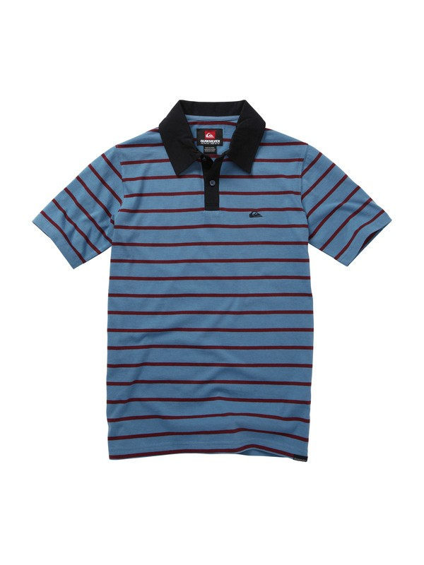 0 Boys 8-16 Suncrest Polo Shirt  AQBKT00027 Quiksilver
