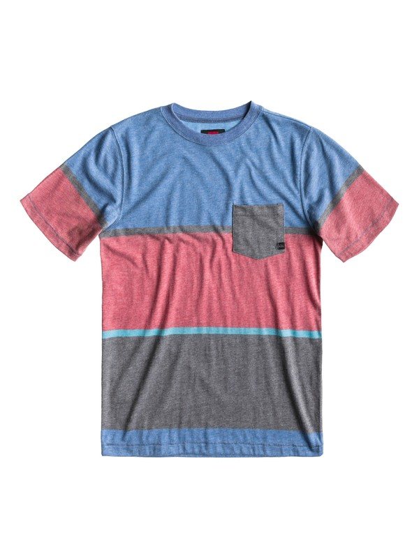 0 Boys 8-16 Stick and Move T-Shirt  AQBKT00056 Quiksilver