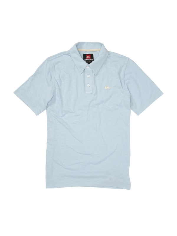 0 Boys 8-16 Get It Polo Shirt  AQBKT00060 Quiksilver
