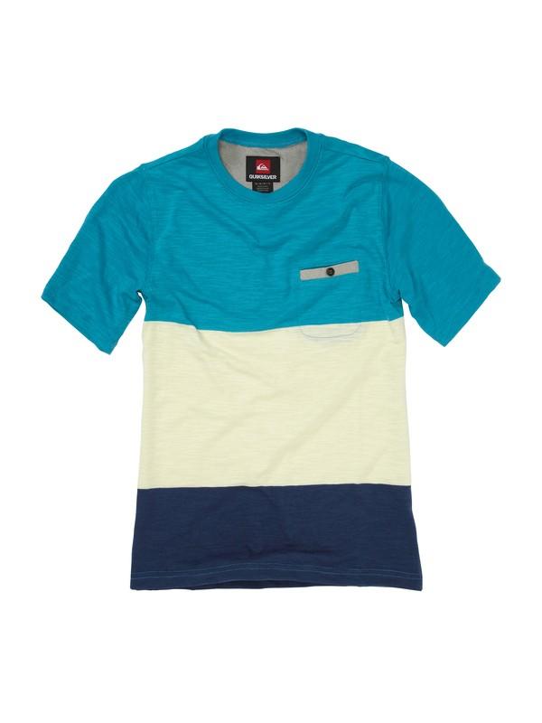 0 Boys 8-16 Half Pint T-Shirt  AQBKT00084 Quiksilver