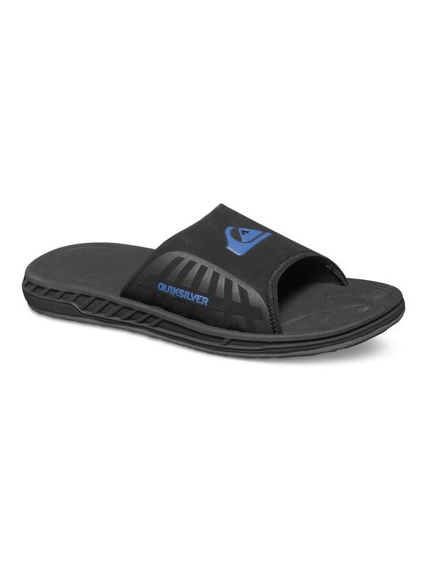 0 Boys 8-16 Triton Slide Sandals  AQBL100005 Quiksilver