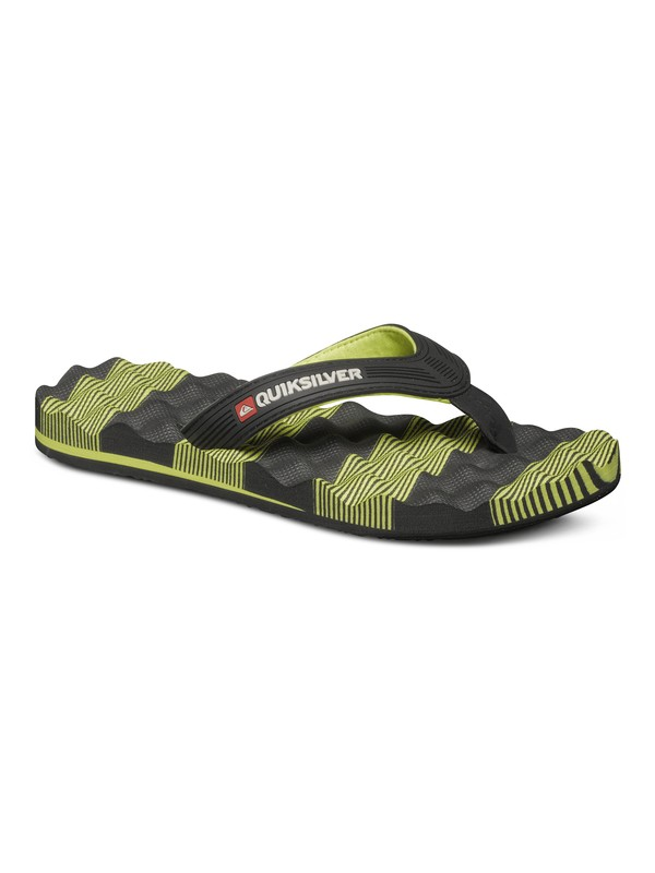 0 Boy's 8-16 Massage Sandals  AQBL100006 Quiksilver