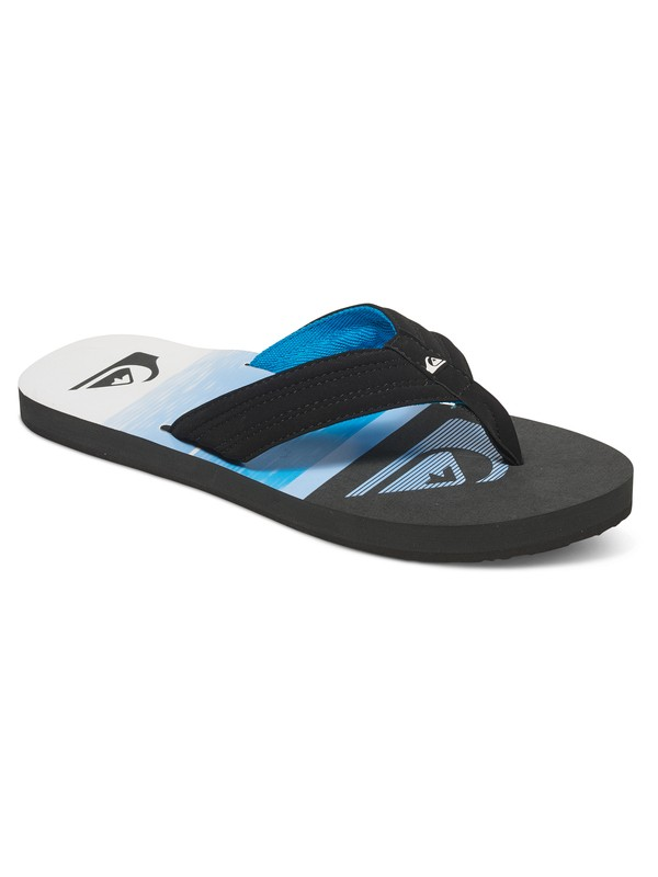 0 Basis - Tongs Noir AQBL100009 Quiksilver