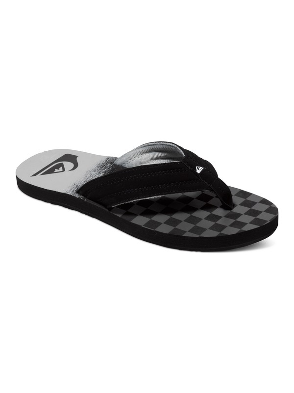 0 Basis - Slippers Black AQBL100009 Quiksilver