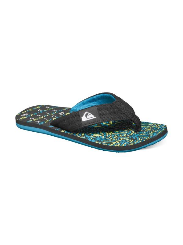 0 Boy's 8-16 Molokai Layback Sandals  AQBL100011 Quiksilver