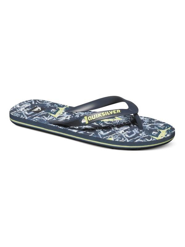 0 Boys 8-16 Molokai Art Sandals  AQBL100014 Quiksilver