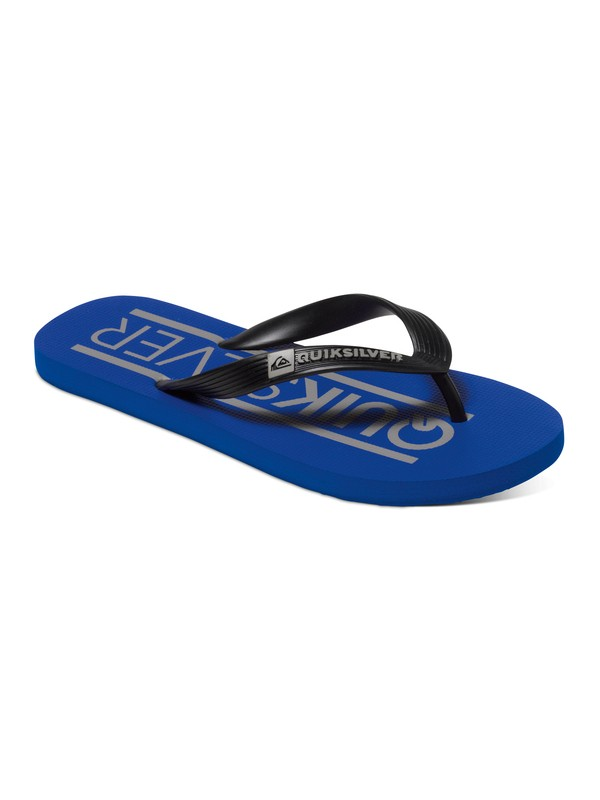 0 Java Wordmark - Slippers  AQBL100018 Quiksilver
