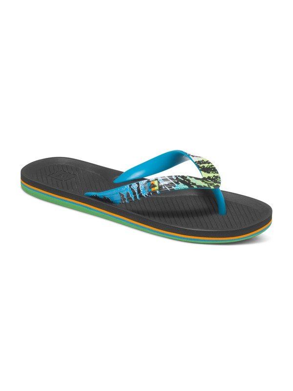 0 Haleiwa Print - Infradito  AQBL100066 Quiksilver