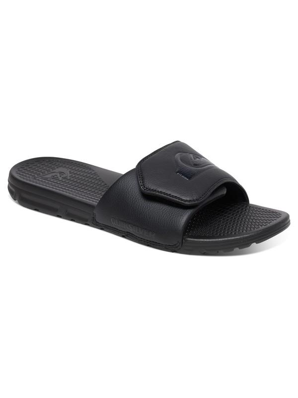 0 Boys 8-16 Shoreline Adjust - Slider Sandals Multicolor AQBL100094 Quiksilver