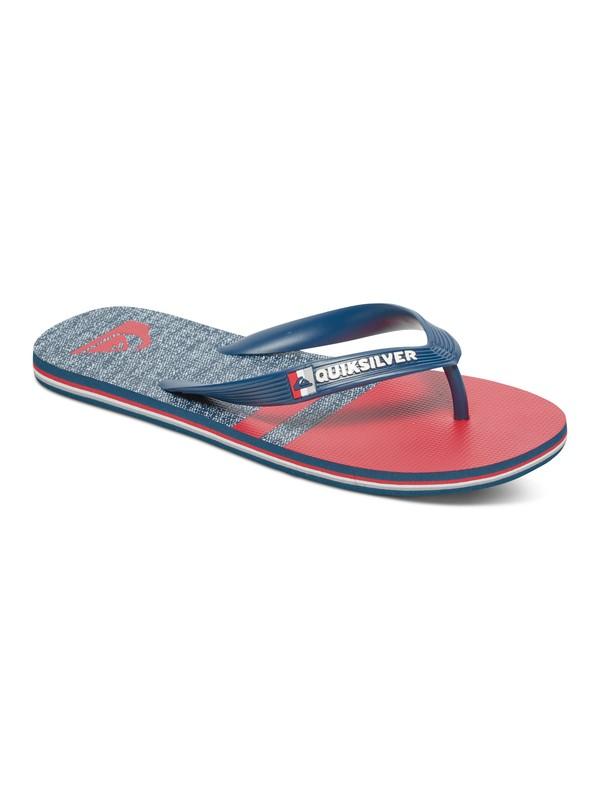 0 Boys 2-7 Molokai Stomp Sandals  AQBL100122 Quiksilver