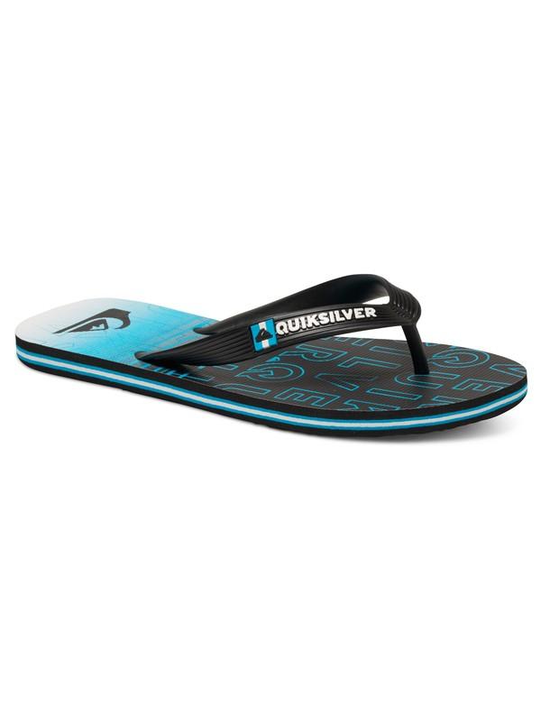 0 Boy's 8-16 Molokai Sandals  AQBL100148 Quiksilver