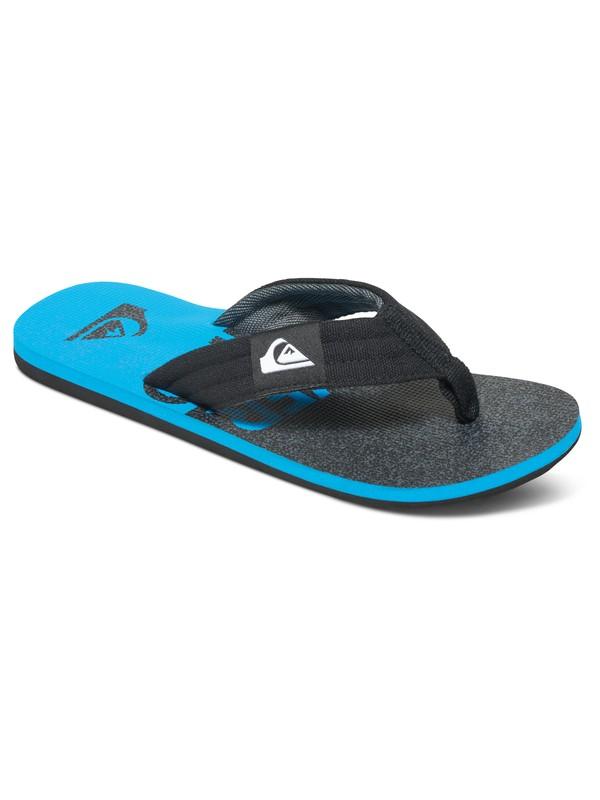 0 Boy's 8-16 Molokai Layback Sandals  AQBL100182 Quiksilver