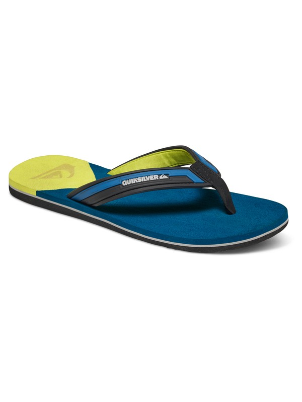0 Molokai Deluxe - Sandals for Boys  AQBL100202 Quiksilver