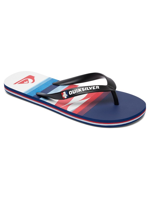 0 Boy's 8-16 Molokai Sandals  AQBL100208 Quiksilver