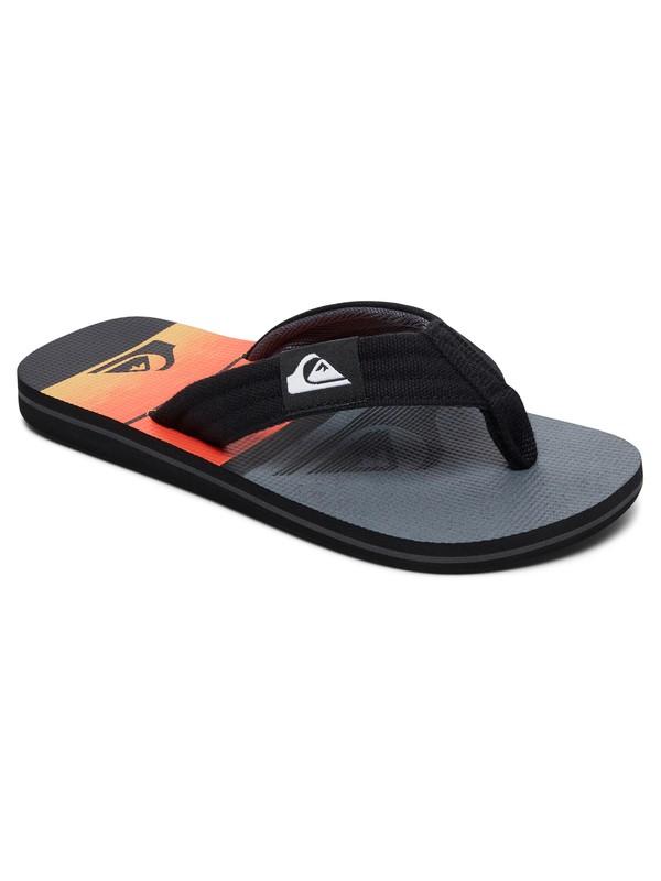 0 Boy's 8-16 Molokai Layback Sandals  AQBL100225 Quiksilver
