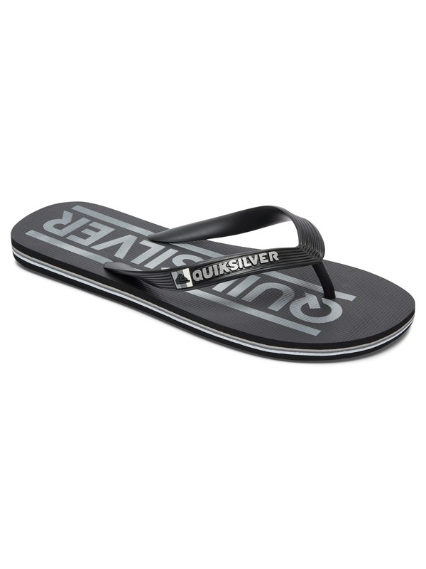 0 Molokai Wordmark - Flip-Flops for Boys  AQBL100231 Quiksilver
