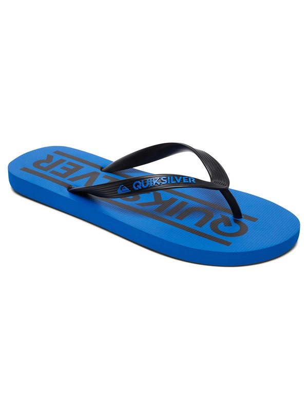 0 Java Wordmark - Flip-Flops for Boys Black AQBL100260 Quiksilver