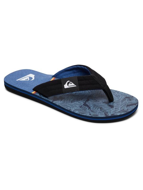 0 Molokai Layback - Sandals for Boys Black AQBL100261 Quiksilver