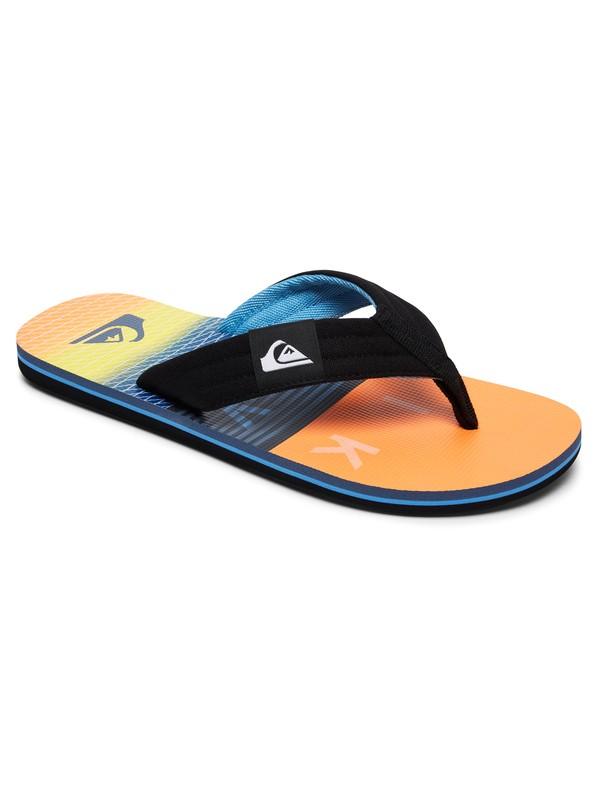 0 Molokai Layback - Sandali da Ragazzo Multicolor AQBL100261 Quiksilver