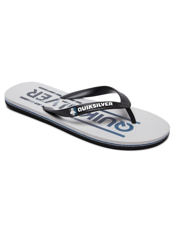 0 Boys 8 -16 Molokai Wordmark Sandals  AQBL100266 Quiksilver