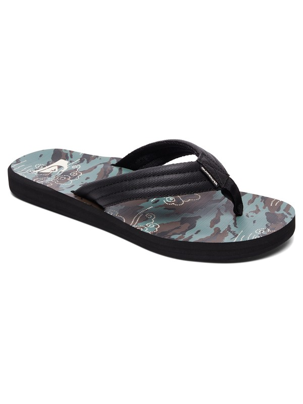 0 Boys 8 -16 Carver Sandals Multicolor AQBL100269 Quiksilver