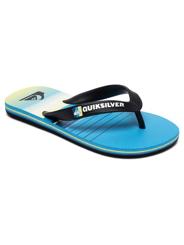 0 Boys 8-16 Molokai Swell Vision - Flip-Flops  AQBL100273 Quiksilver