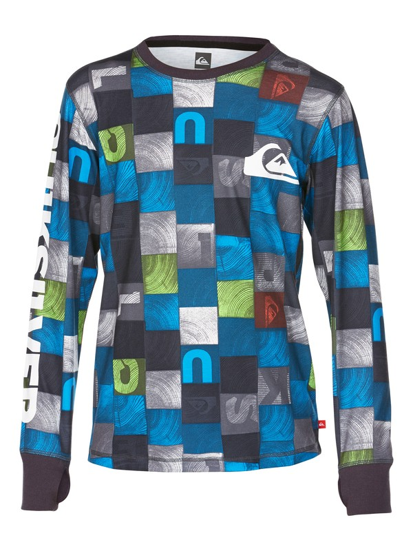 0 Duty Free Youth Base Layer Top  AQBLW00007 Quiksilver