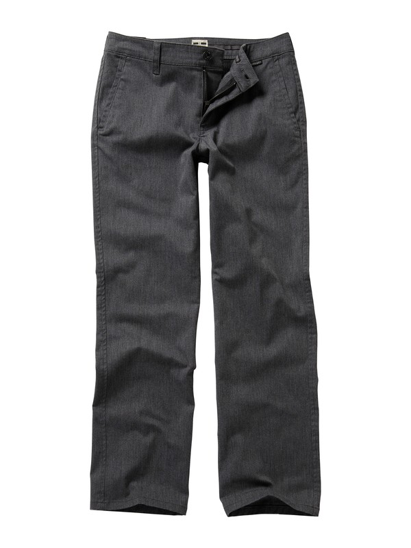 0 Boys 8-16 Union Heather Pants  AQBNP00002 Quiksilver