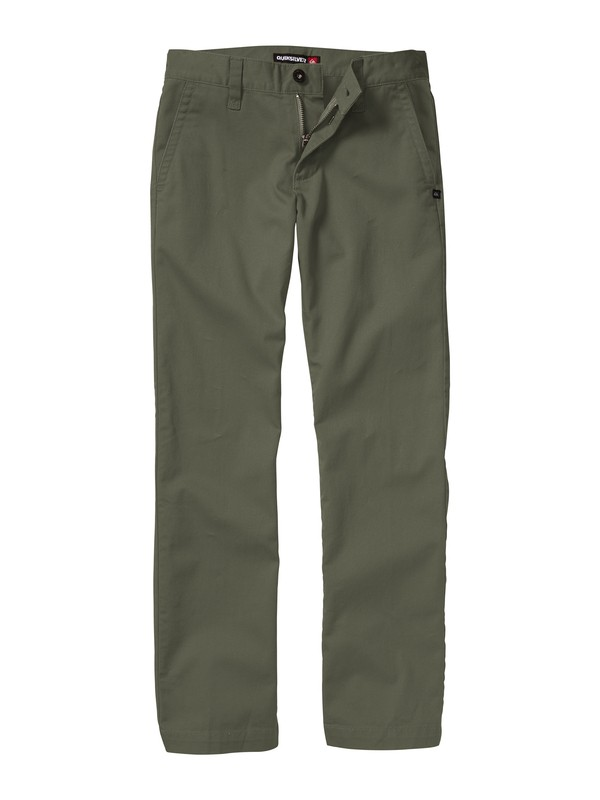 0 Boys 8-16 Box Car Pants  AQBNP00013 Quiksilver