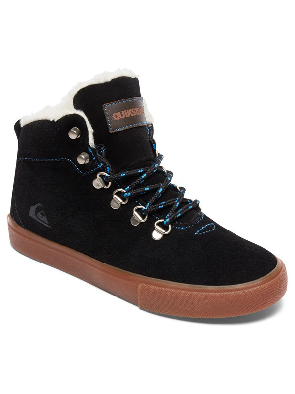 0 Jax - Mid-Top Shoes for Boys  AQBS100003 Quiksilver