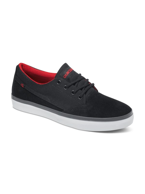 0 Beacon - Low-Top Shoes Black AQBS300009 Quiksilver