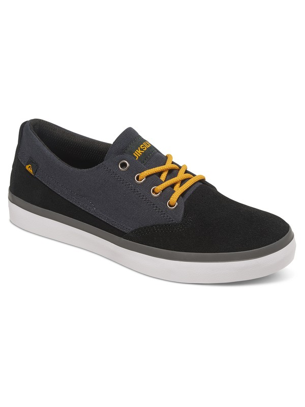 0 Beacon - Low-Top Shoes Grey AQBS300009 Quiksilver