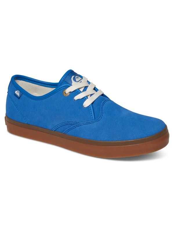 0 Shorebreak - Zapatillas De Ante Azul AQBS300014 Quiksilver
