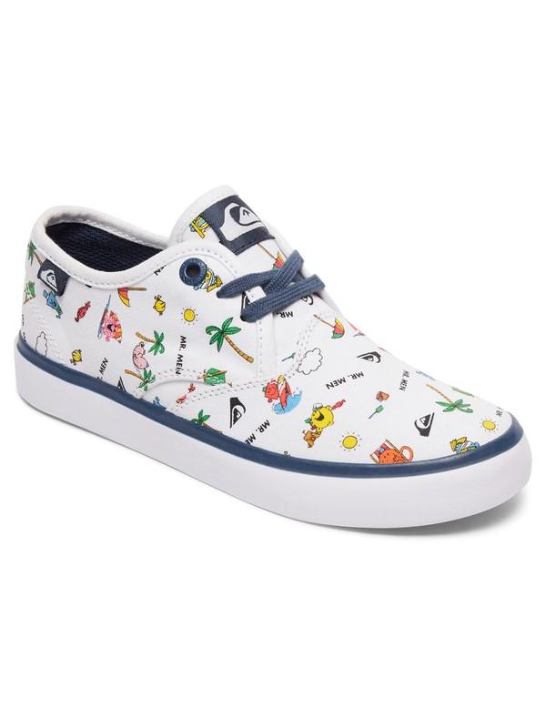 0 Shorebreak - Shoes White AQBS300017 Quiksilver