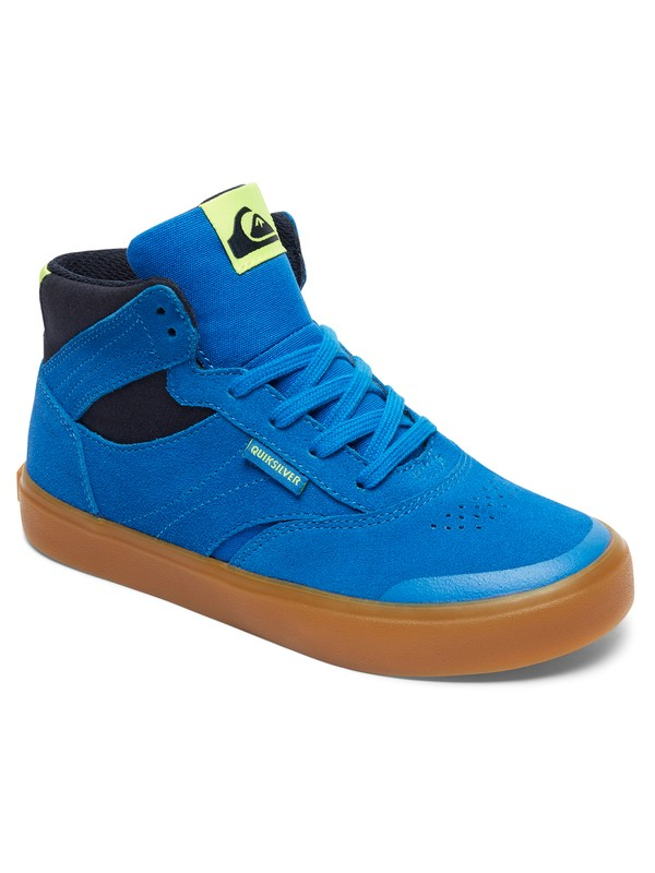 0 Burc - Shoes Blue AQBS300027 Quiksilver