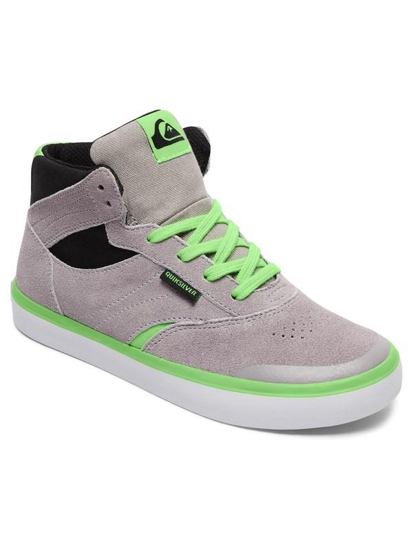 0 Burc - Schuhe für Jungen Grau AQBS300027 Quiksilver