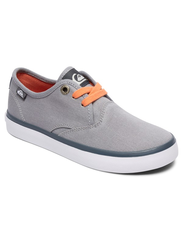 0 Shorebreak - Shoes for Boys Gray AQBS300030 Quiksilver