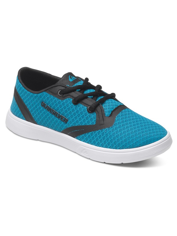 0 Oceanside - Shoes for Boys Blue AQBS700001 Quiksilver