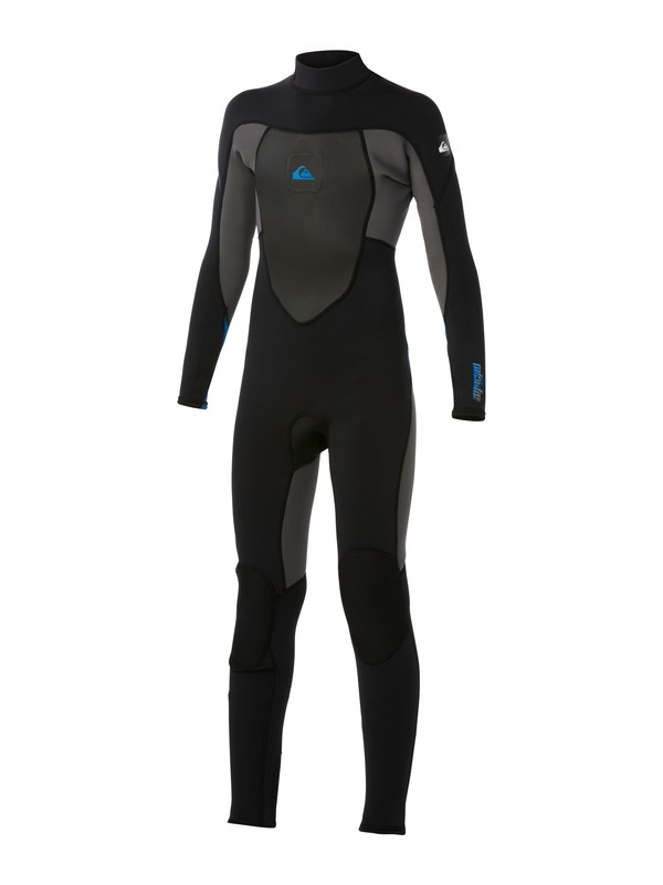 0 Boys Syncro 5/4/3mm Back Zip  Wetsuit  AQBW103009 Quiksilver