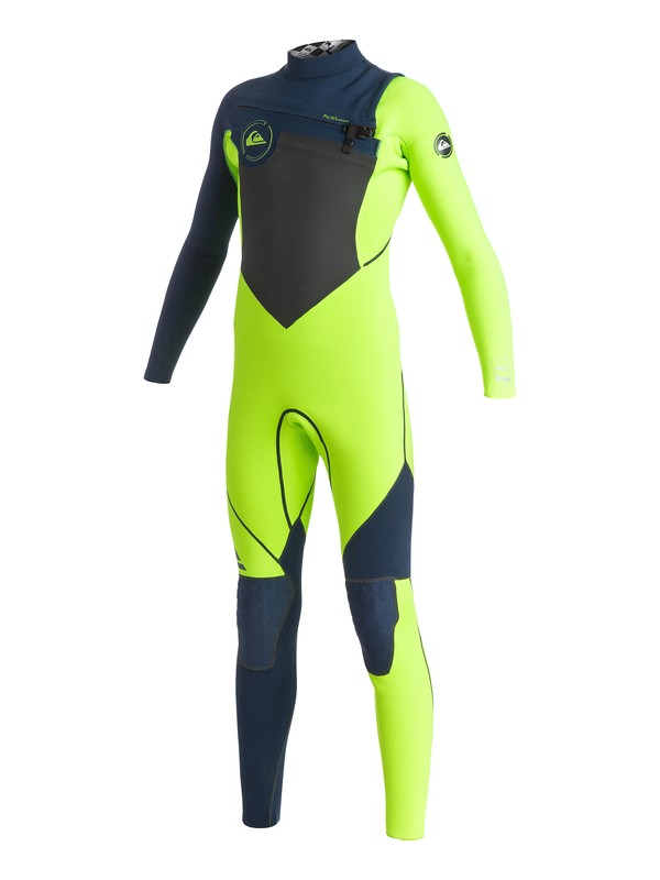 0 AG47 Performance 3/2mm - Chest Zip Wetsuit  AQBW103014 Quiksilver