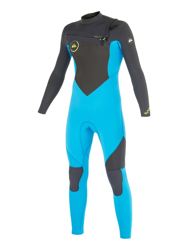 0 Syncro GBS 4/3mm - Chest Zip Wetsuit  AQBW103023 Quiksilver